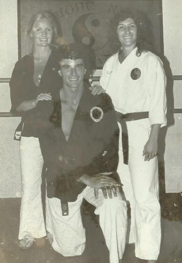 Young Black Belt