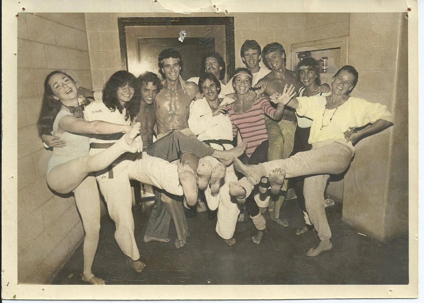 Body Arts Performance - 1984