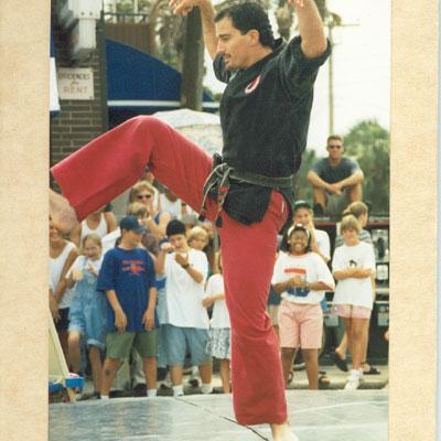 Dancin in the Streets Demo - 1990's