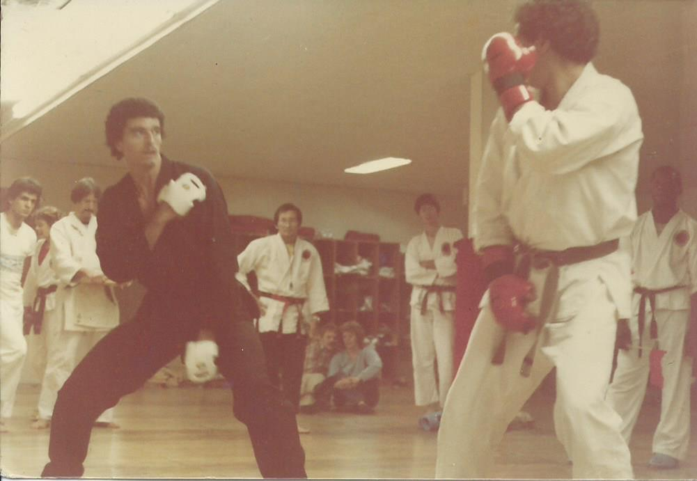 Kirk Farber and Luis Silva - Kumite